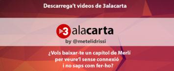 3alacarta-metelidrissi
