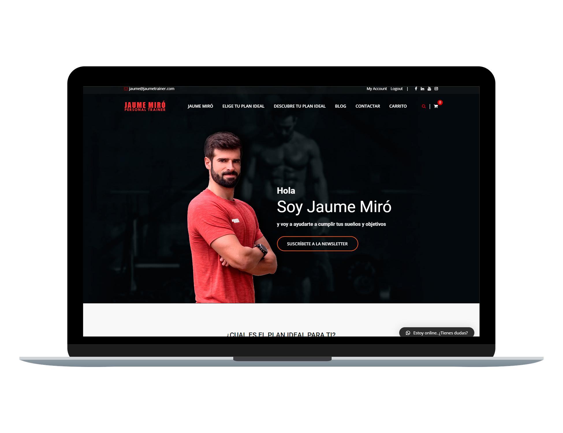Jaume Trainer